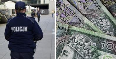 Policjanci z Sopotu poszukują właściciela gotówki! Pieniądze znaleziono 10 listopada-6529