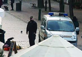 Sopot: Mężczyzna zachwiał się i upadł na ulicę! Interwencja Straży Miejskiej na Monciaku [aktualizacja]-6595