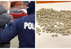 Sopot: Policja przechwyciła setki tabletek ecstasy i kilkadziesiąt gramów innych narkotyków! [FOTO]-6593