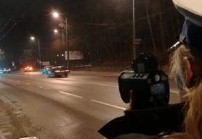 Sopot: Z ul. Armii Krajowej wprost na policyjny parking! Kierowcę BMW skierowano na testy narkotykowe-6601