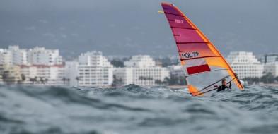 Zawodnik SKŻ Sopot wicemistrzem Europy juniorów! Kamil Manowiecki stanął na podium w klasie RS:X w windsurfingu-6620