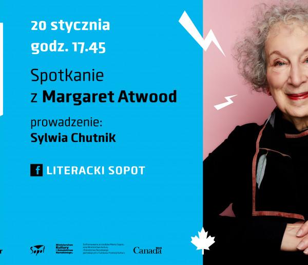 Margaret Atwood na jedynym w Polsce spotkaniu! To początek obchodów 10-lecia festiwalu Literacki Sopot-7217