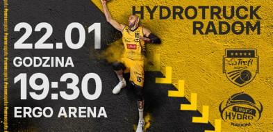 O ligowe punkty w sali treningowej ERGO ARENY! Trefl Sopot - HydroTruck Radom-7263