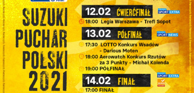 Trefl Sopot zawalczy o Suzuki Puchar Polski 2021! Pierwsze starcie z Legią Warszawa-7542