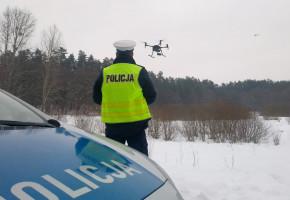 Policjanci odnaleźli ciało zaginionego wędkarza z Gdańska-7619