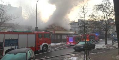 Pożar strawił sopocką restaurację. Właściciele desperacko proszą o pomoc-7683