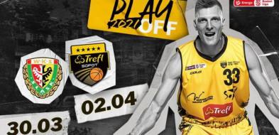 Zaczynamy play-off! WKS Śląsk Wrocław - Trefl Sopot-8150