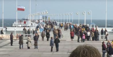 Tak wyglądał Sopot dzień po katastrofie! Ryk syren przy molo i odwołane imprezy kulturalne [WIDEO]-8309