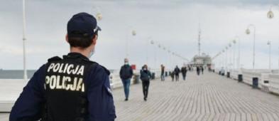 Sopot: bez taryfy ulgowej dla łamiących obostrzenia! Policja planuje wykorzystać drona i mobilny komisariat-8384
