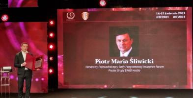 Prezes ERGO Hestii z tytułem Lidera 30-lecia polskich ubezpieczeń-8454