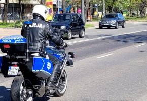 Trwa sezon motocyklowy! Sopocka policja apeluje o ostrożność-8682