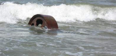 Statki grozy w Zatoce Gdańskiej! Obszar skażony to już co najmniej 41,5 ha-8970