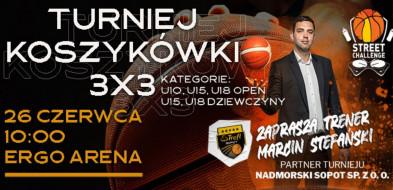 Street Challenge Sopot po raz szesnasty! Koszykarski turniej 3x3-9091