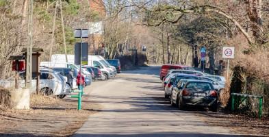 Sopot: Miasto i Nadleśnictwo Gdańsk doszły do porozumienia w sprawie szlabanu przy ul. Reja-9113
