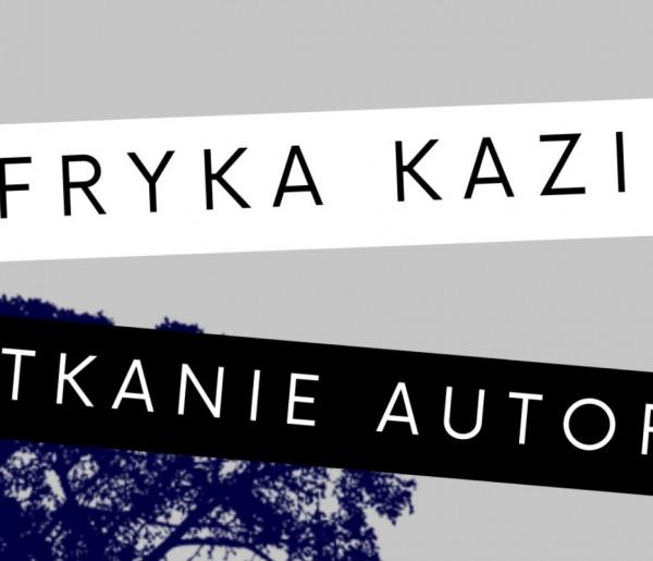 """Opowieść Łukasza Wierzbickiego o """"Afryce Kazika"""". Spotkanie w Bibliotece Sopockiej-9147"""