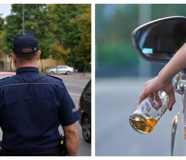 Sopot: Kompletnie pijana 81-latka za kierownicą! Jechała środkiem jezdni-9286