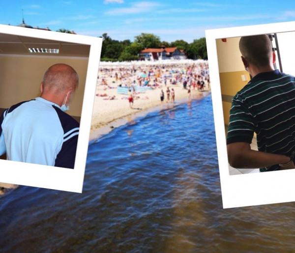 Rozbój przy plaży w Sopocie! Ofiarą napastników padł 17-latek-9602