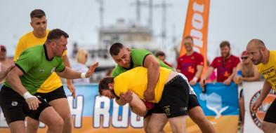 Sopot Beach Rugby, czyli rugby na plaży! Zaplanowano trzy turnieje-9609