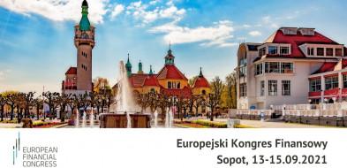 """Sopot: Europejski Kongres Finansowy pod hasłem """"Finanse w odmienionej rzeczywistości""""-10258"""