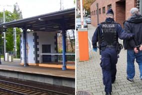 Sopot: Wpadł, bo palił papierosa na peronie-10719