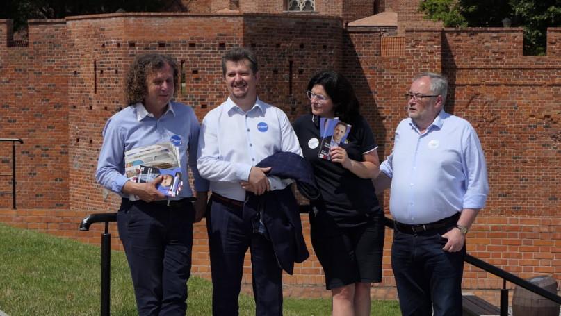Przedwyborcze spotkania pomorskich samorządowców