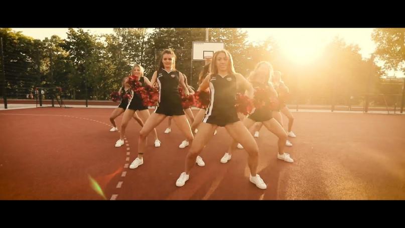 Cheerleaders Flex Sopot - Attention