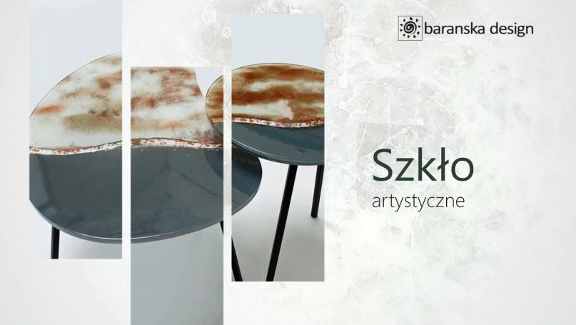 Wyroby artystyczne ze szkła Edyta Barańska Design