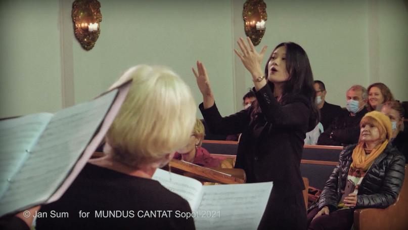 """Mundus Cantat w Sopocie - \""""Między ciszą a ciszą\"""""""